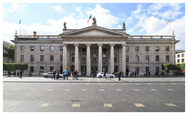 Virtual Tour GPO Dublin