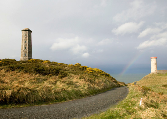 Wicklow Head Lighthouse in VR