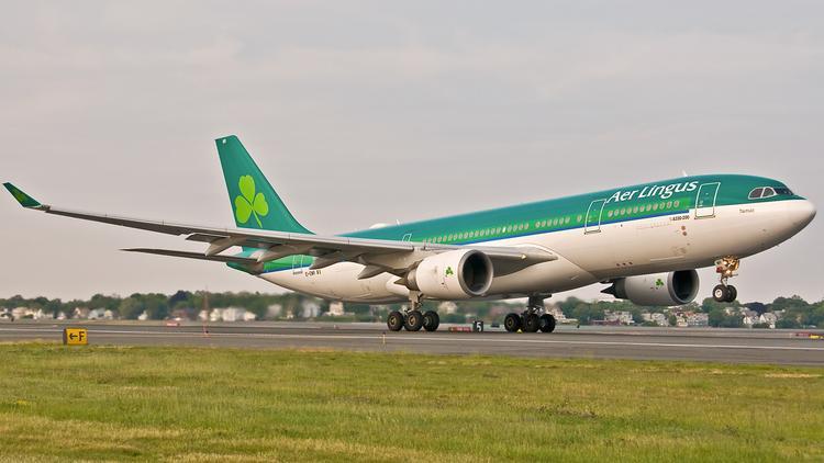 Aer Lingus Cabin Tour